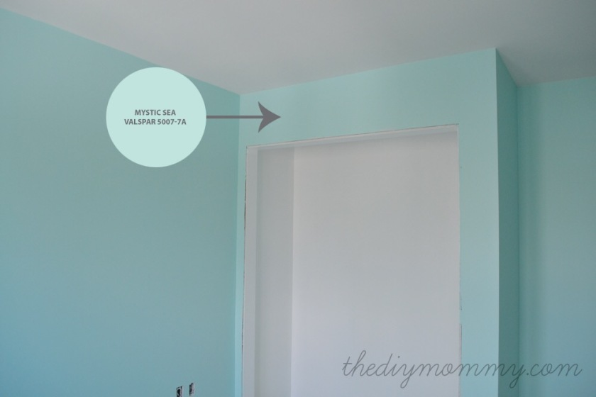 Turquoise Paint Colors Olympic